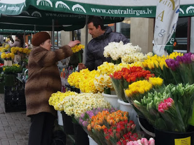 mercado central riga