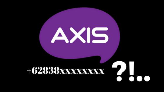 Cara Cek Nomor Kartu Axis Terbaru 2019
