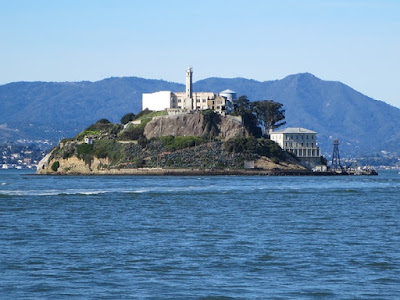 Alcatraz State Penn in San Francisco California