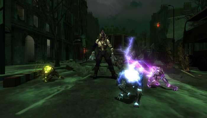 Download HELLGATE: London Game For PC Highly Compressed