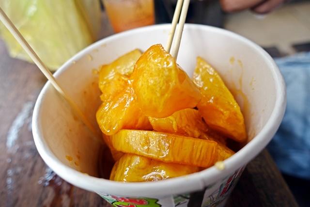 咱台灣人的冰-台灣人蕃薯糖圓仔湯~嘉義古早味剉冰、陳澄波故居