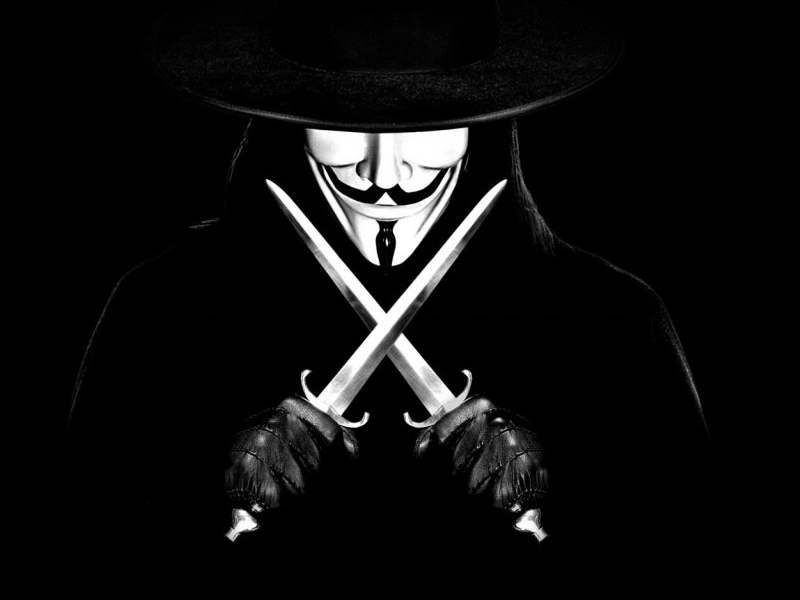 an analysis of the movie v for vendetta It is time to take another look at a alan moore classic brought to the screen with v  for vendetta do the posters represent the message and.