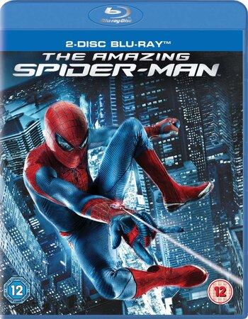 The Amazing Spider-Man (2012) Dual Audio Hindi 720p BluRay x264 ESubs Movie Download