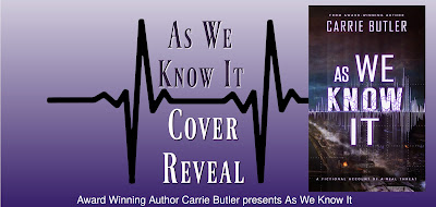 As We Know It Cover Reveal