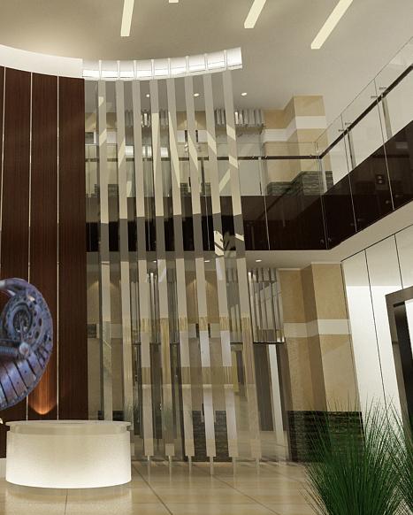 Office Receptiondesign: Prasetyo's Design Journal: Reception Area For Corporate Office