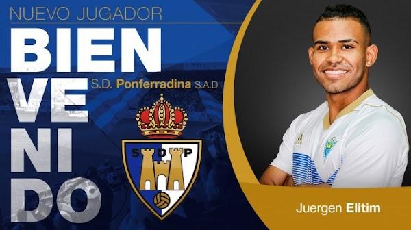 Oficial: La Ponferradina firma cedido a Juergen Elitim