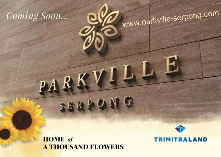 ParkVille Serpong launching soon