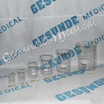 agen beaker glass