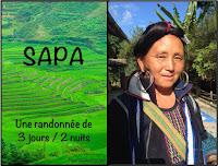 Sapa, minorités ethniques et rizières au Vietnam