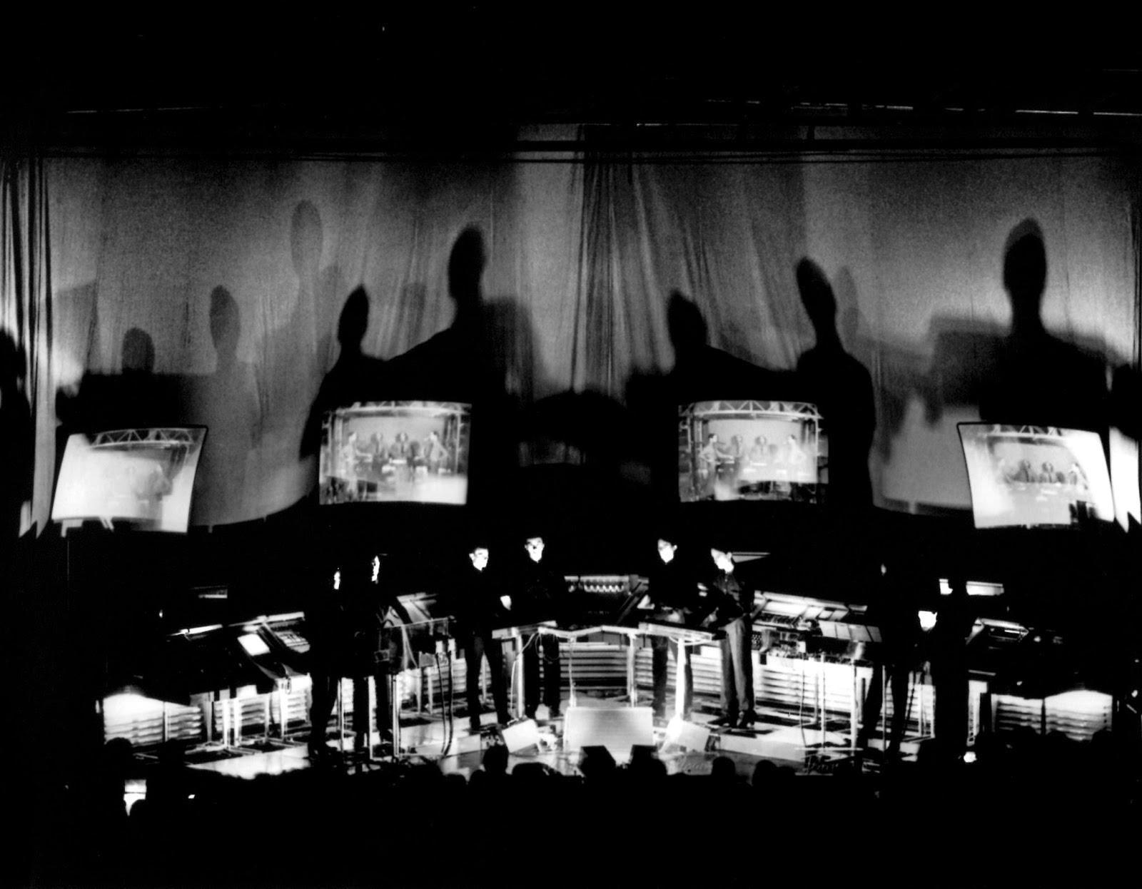 Kraftwerk Computer Love