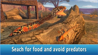 Game Lizard Simulator 3D Apk