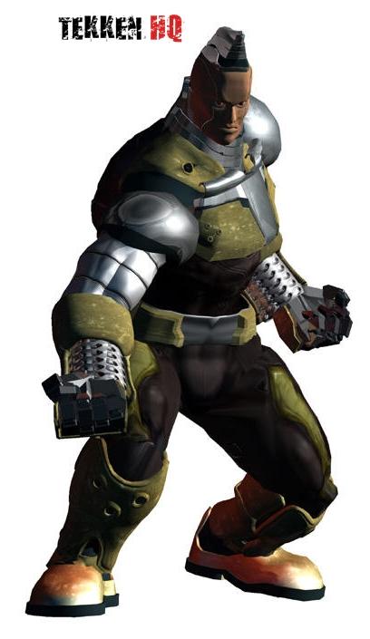Tekken 3 Gun Jack Secret Moves Custom Combos Tekken Headquarter