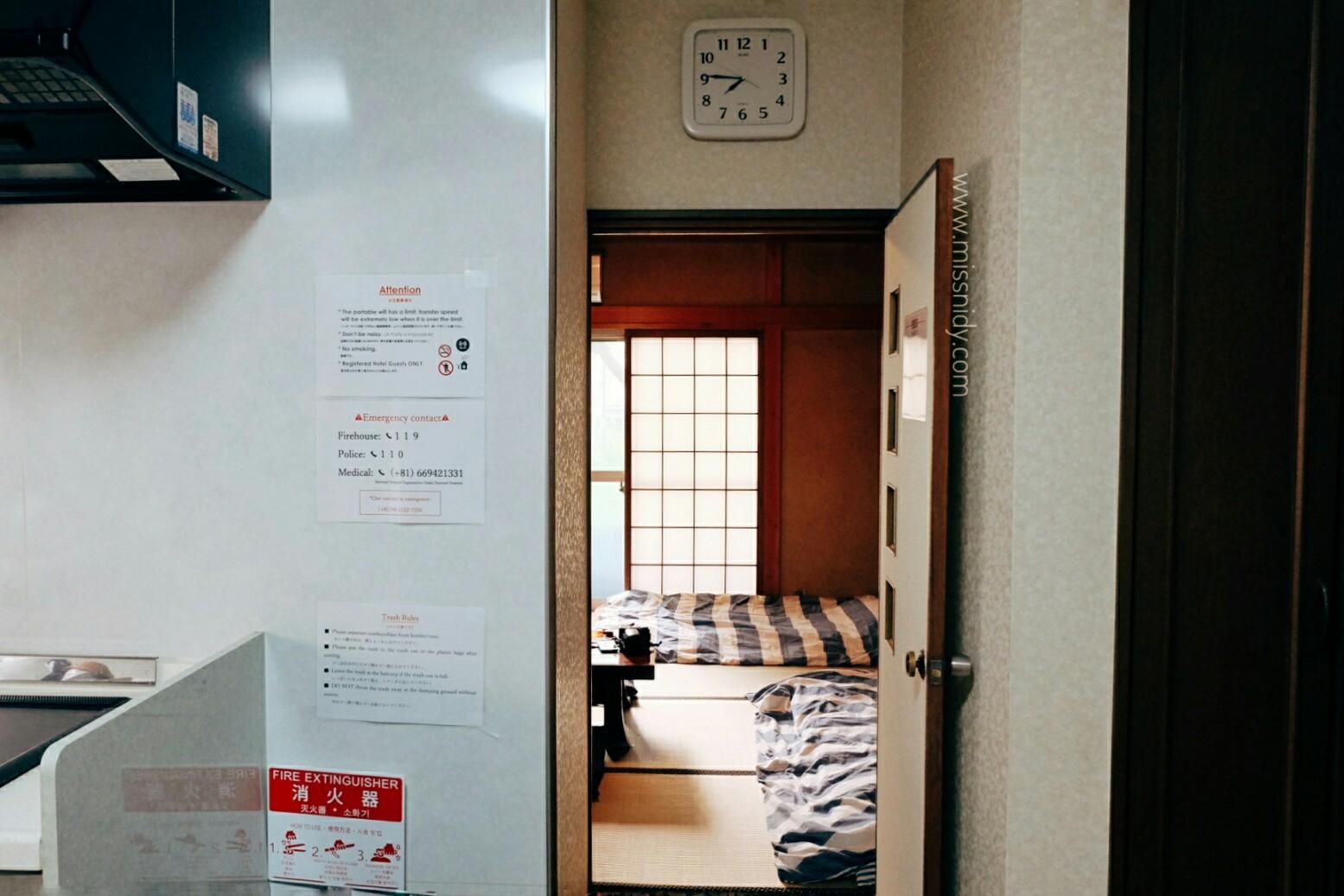 pengalaman sewa rumah airbnb di osaka jepang
