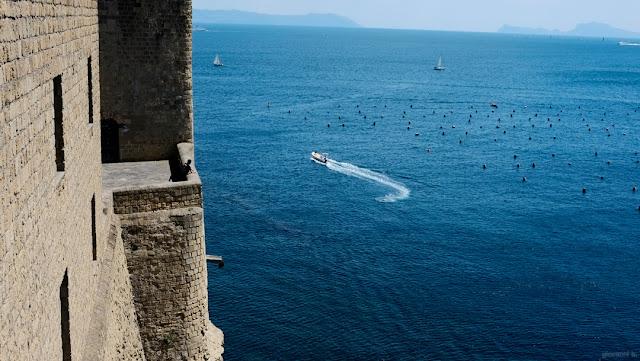 Panorama da Castel dell'Ovo