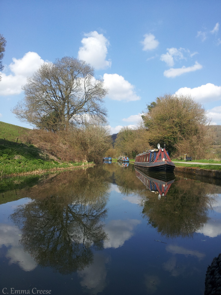 Adventures of a London Kiwi - Canal Boating
