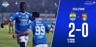 Persib Bandung vs Mitra Kukar 2-0 Highlights Gol (Video)