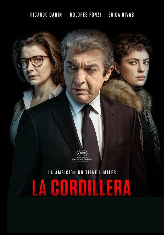 La cordillera [2017] [DVDR] [NTSC] [Latino]