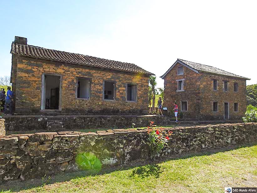 O que fazer em Nova Veneza, Santa Catarina - Casas de Pedra