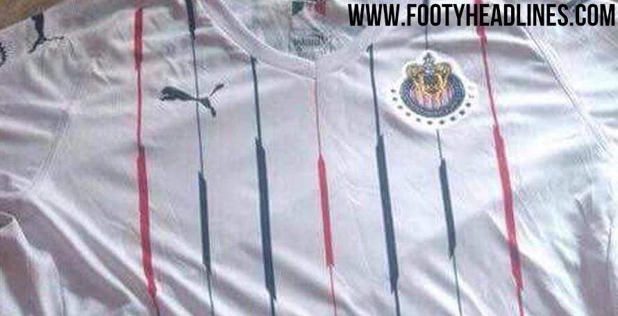 eeadebe8b The Puma Chivas Guadalajara 2018-2019 away kit has been leaked. Set to be  released in June   July 2018