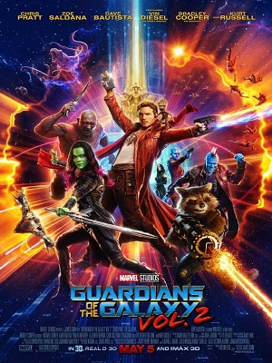 Guardians of the Galaxy Vol 2 Movie Download (2017) BluRay
