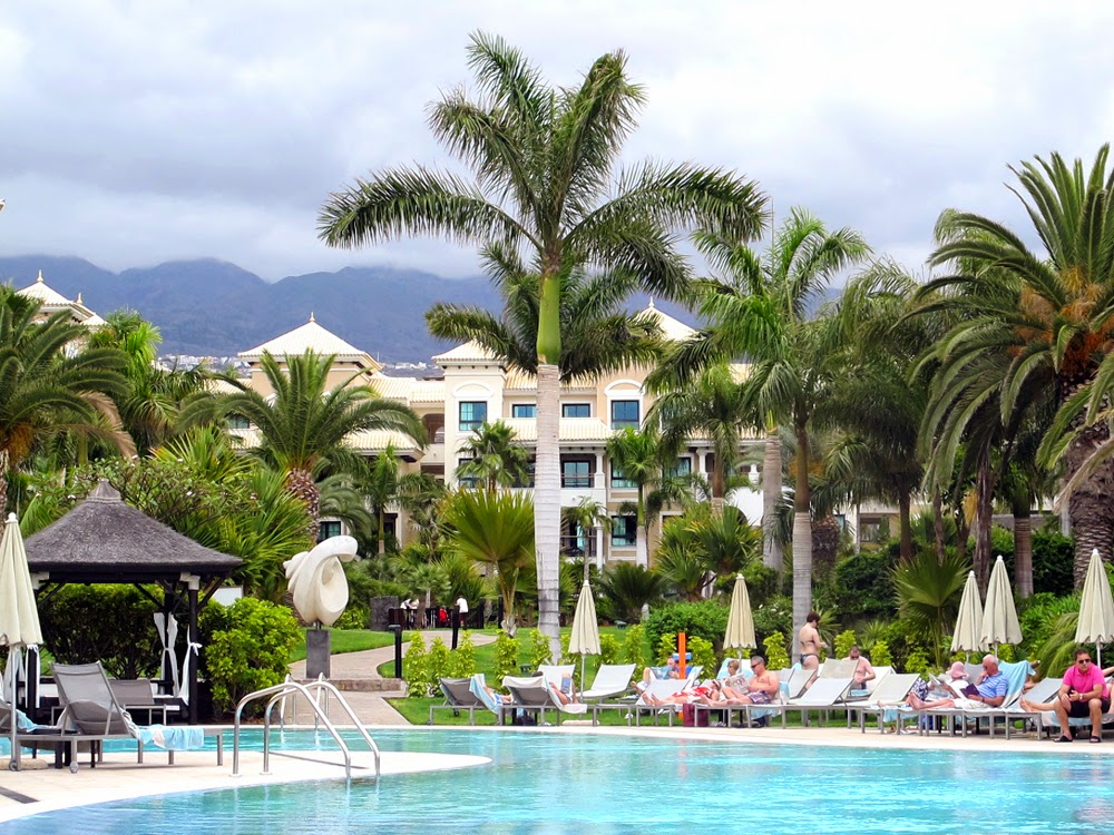 Luxury Hotel Gran Meliá Palacio de Isora, Tenerife