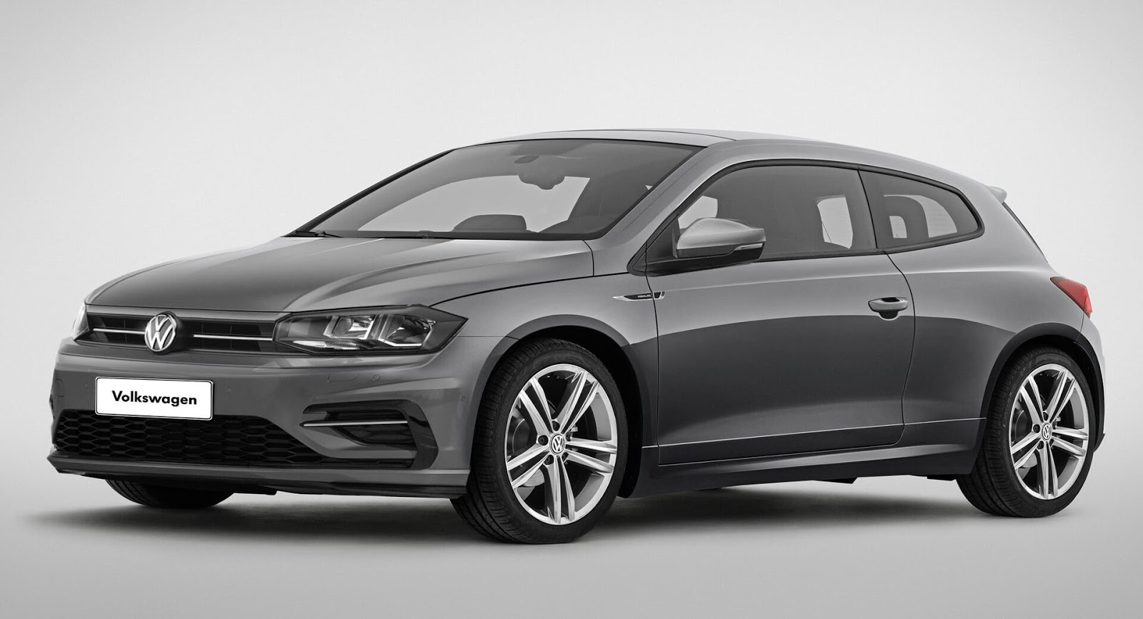 vw polo coupe would make a compelling scirocco replacement car news. Black Bedroom Furniture Sets. Home Design Ideas