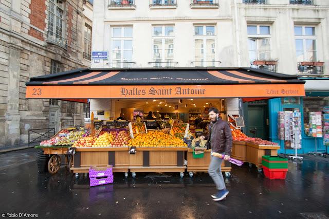 Quartiere Bastille-Parigi