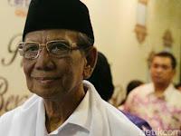 Innalillahi... KH Hasyim Muzadi Meninggal Dunia Setelah Dijenguk Jokowi