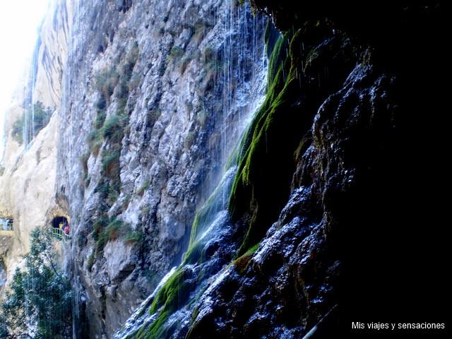Ruta del Cares, desfiladero de Mabro, Asturias