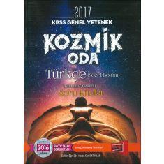 Yargı KPSS Türkçe Kozmik Oda Tamamı Çözümlü Soru Kitabı (2017)