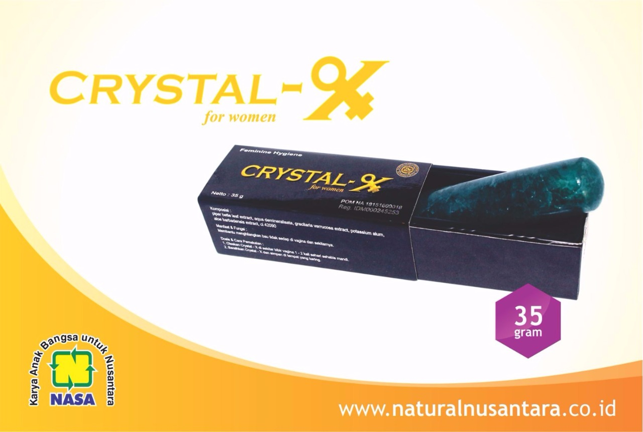 Jual Cristal X Asli Di Boyolali Distributor Produk Nasa Poc Crytal New