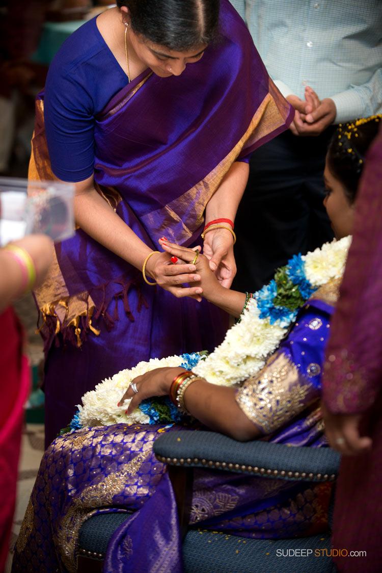 Indian Baby Shower Party Bangle Ceremony Valaikaapu - SudeepStudio.com Ann Arbor Event Photographer