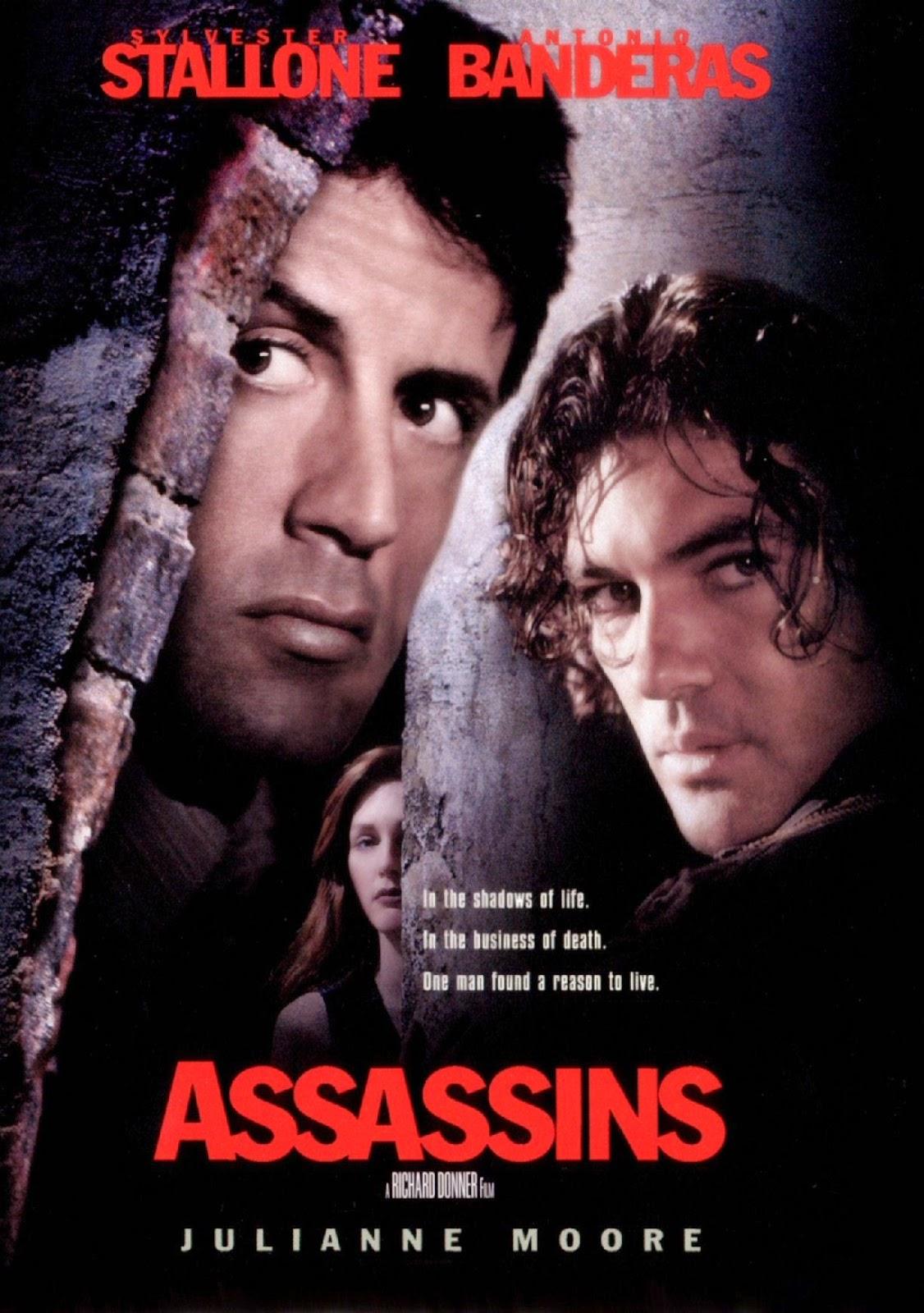 Assassins (1995) ταινιες online seires oipeirates greek subs