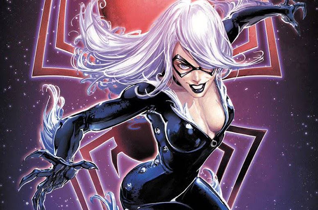 Sejarah Asal-Usul Black Cat (Marvel Comics) adalah
