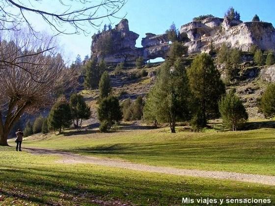Parque Natural del Cañón del río Lobos, Soria