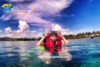 wisata snorkeling karimunjawa