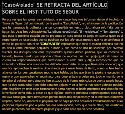 http://www.websegur.com/2017/01/casoaislado-se-retracta-del-articulo.html