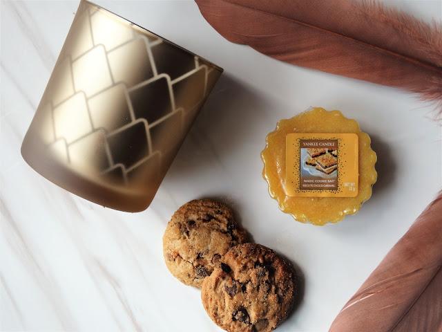 Avis Magic Cookie Bar de Yankee Candle blog bougie cocooning