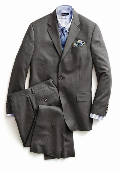 mens banker suit separates