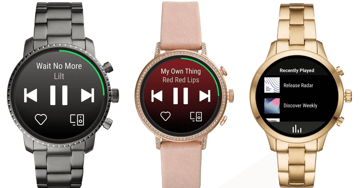 Spotify Announces A Brand New App For Wear OS