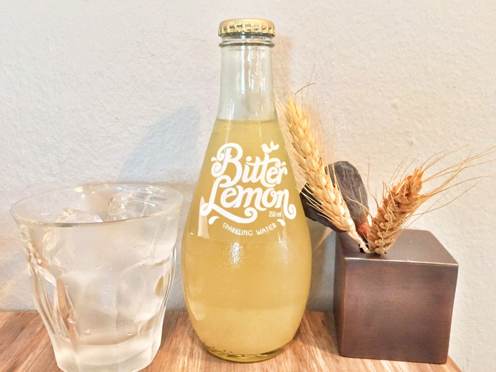 Bitter Lemon Soda