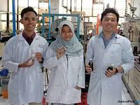 Mahasiswa ITS Ubah Sekam Padi Diolah Menjadi Bioavtur