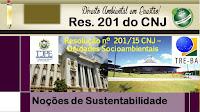 Resolução nº 201 do CNJ