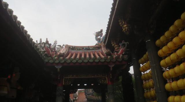 Longshan Tempel, Taipei