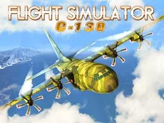Uçuş Simülatörü C130 Antrenmanı - Flight Simulator C130 Training