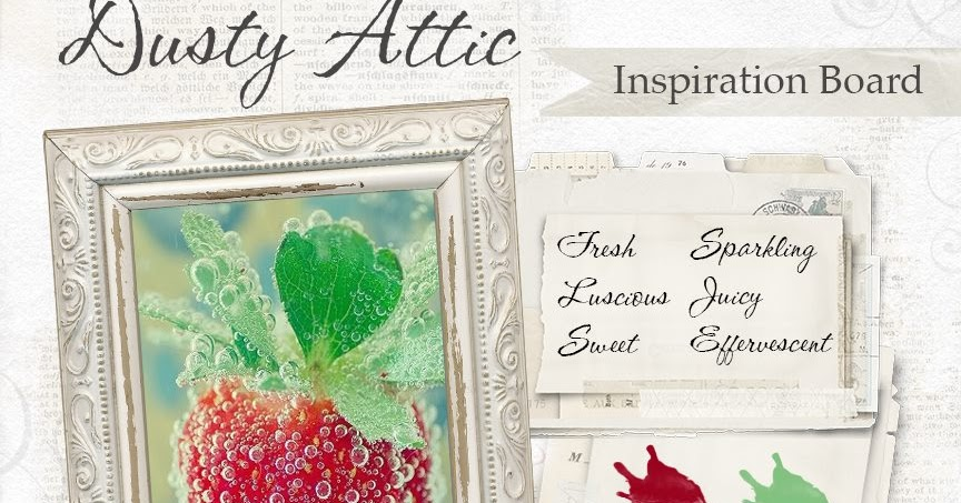 The Dusty Attic Blog My Happy Place Lizzy Hill June