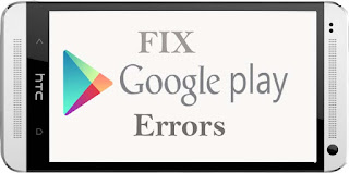 How To Fix All Common Play Store Errors In Android Phone