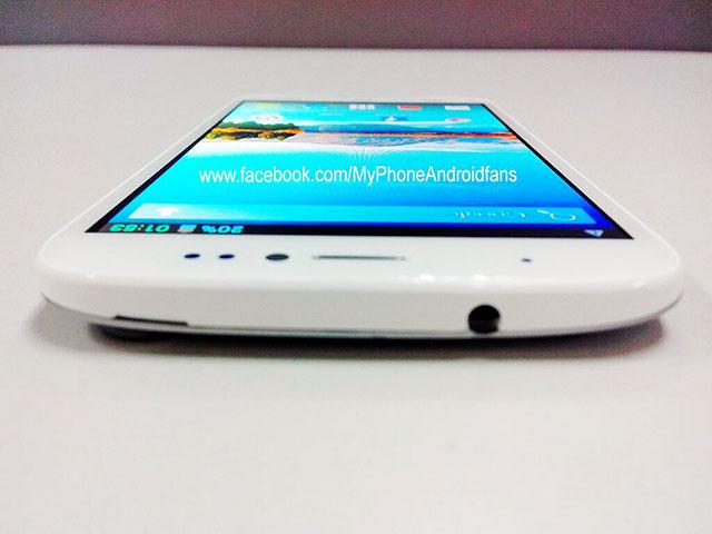 EXCLUSIVE: MyPhone Agua Iceberg Official Specs, Features, Photos