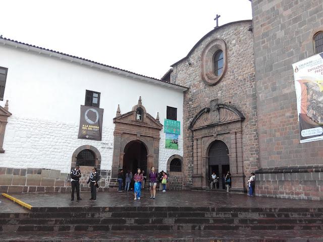 Convento de Santo Domingo, Cuzco