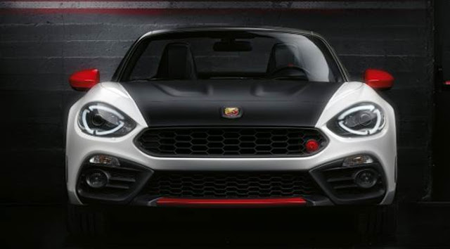 2018 Fiat 124 Spider Abarth Redesign, Price